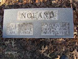 John V Noland