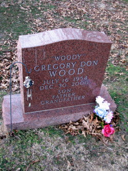 Gregory Don Wood