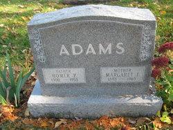 Margaret F <I>Rouleau</I> Adams