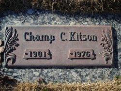 Champ Clark Kitson