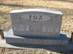 Cecil Lewis Fox