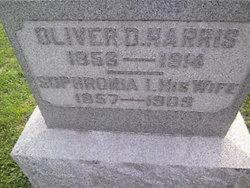 Oliver D. Harris