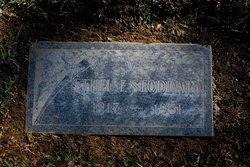 Ethel Flora <I>Baum</I> Stoddard