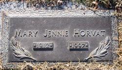 "Mary J ""Jennie"" Horvat"