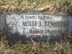 Molli Jean <I>Fitzpatrick</I> Bennett