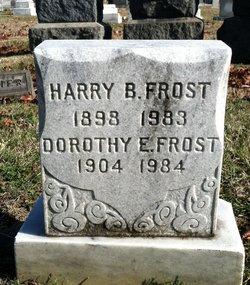 Dorothy E. Frost
