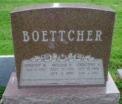 Dorothy M Boettcher