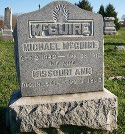 Missouri Ann McGuire