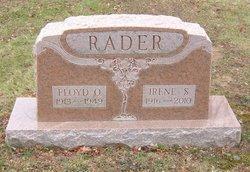 Irene S Rader