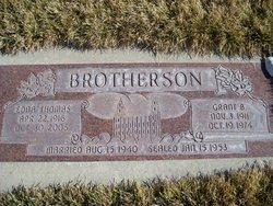 Edna <I>Thomas</I> Brotherson