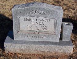 Marie Fonda