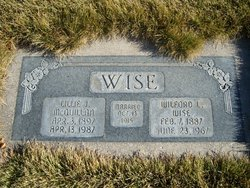 Lillie <I>McQuillan</I> Wise