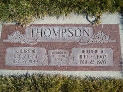 William Henry Thompson