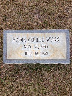 Madie Cecille Wynn
