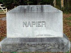 Julia <I>Napier</I> Adams
