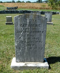 Catherine <I>Hollinger</I> Gruber