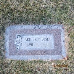 Arthur Frederick Olsen