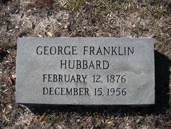 George Franklin Hubbard