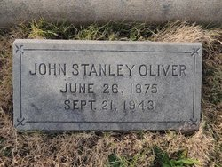 John Stanley Oliver