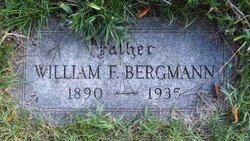 "William Flagler ""Bud"" Bergmann"