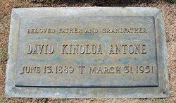 David Kinolua Antone