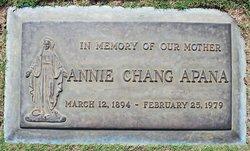 Annie Luihiwa <I>Lee Kwai</I> Chang Apana