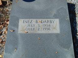 Inez <I>Bowden</I> Darby