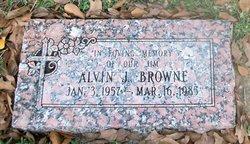 """Alvin James """"Jim"""" Browne"""