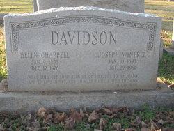 Joseph Winfree Davidson