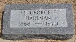 George E Hartman