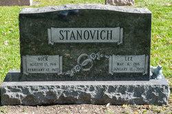 Nicholas Thomas Stanovich