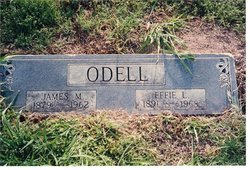 "James Monroe ""Jim"" O'Dell"