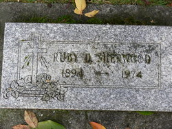 Ruby D Sherwood