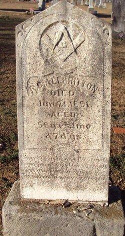 Richard C Albritton