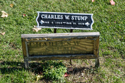 Charles William Stump