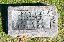 Jerry Lee Surgener