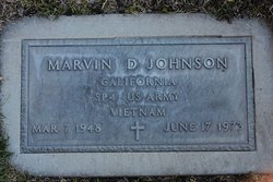 Spec Marvin Dwaine Johnson