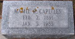 """Mary Ruth """"Mamie"""" Capellen"""
