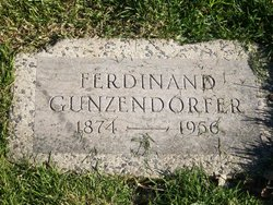 Ferdinand Gunzendorfer