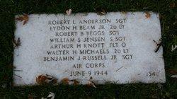 Sgt Benjamin Joseph Russell, Jr
