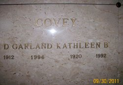 David Garland Covey