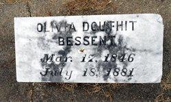"""Olivia Gertrude """"Olive"""" <I>Douthit</I> Bessent"""