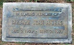 Barbara Jean Andras