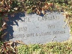 Grace Carman McCord