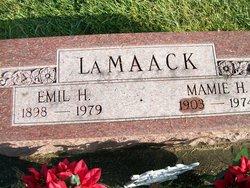 Mamie Hilda <I>Fick</I> LaMaack