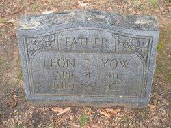 Leon E Yow