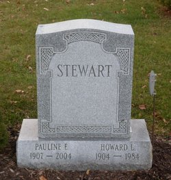 Pauline E Stewart