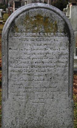 Dr Thomas Newton