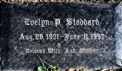 Evelyn P <I>Lockwood</I> Stoddard