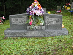 Goldie Ethel <I>Cooper</I> Kincaid